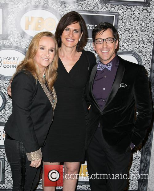 Melissa Etheridge, Linda Wallem and Dan Bucatinsky 9