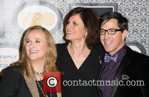Melissa Etheridge, Linda Wallem and Dan Bucatinsky 11
