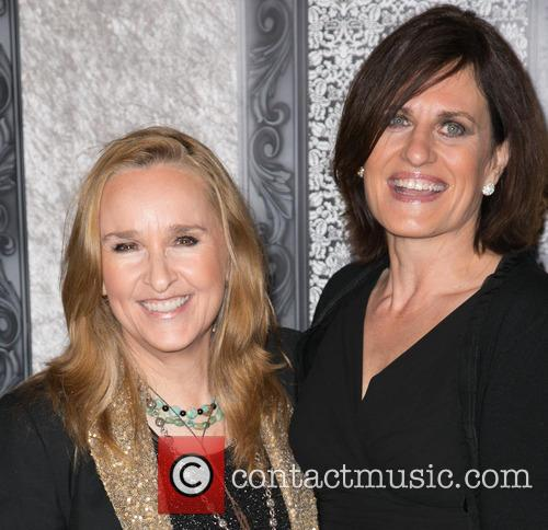 Melissa Etheridge and Linda Wallem 2
