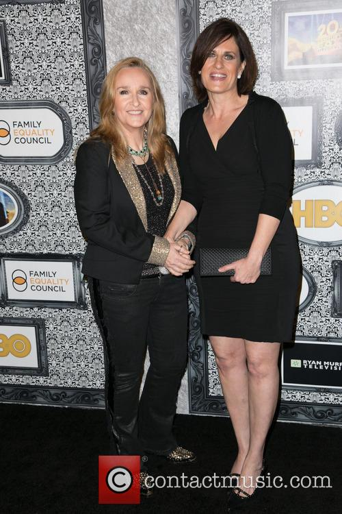 Melissa Etheridge and Linda Wallem 7