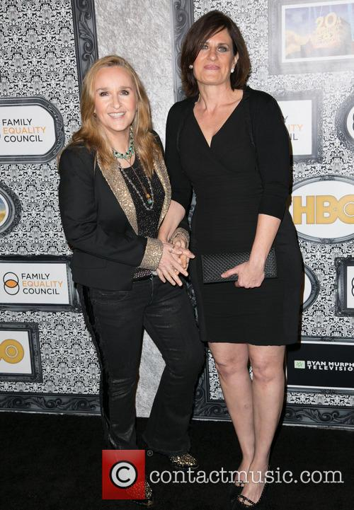 Melissa Etheridge and Linda Wallem 10