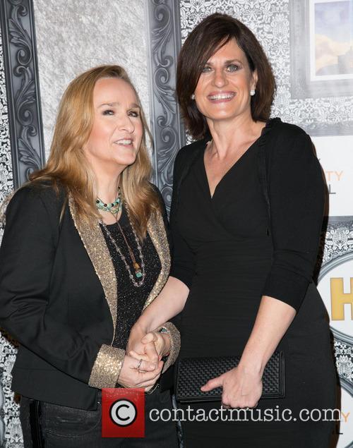 Melissa Etheridge and Linda Wallem 9
