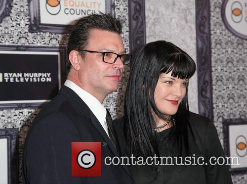 Pauley Perrette and Thomas Arklie 10