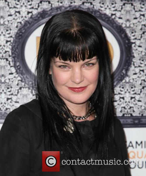 Pauley Perrette and Thomas Arklie 11