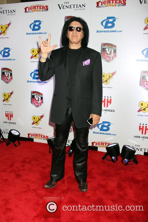 gene simmons fighters only world mma awards 4057211