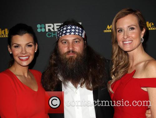 ali landry willie robertson korie robertson 22nd annual movieguide 4057802