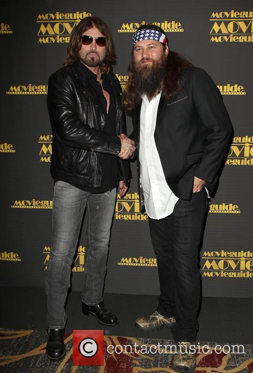 Billy Ray Cyrus and Willie Robertson 5