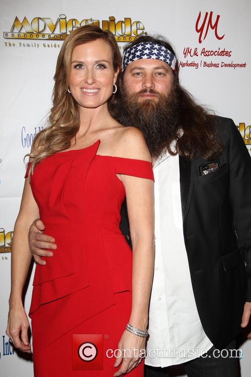 Korie Robertson and Willie Robertson 2