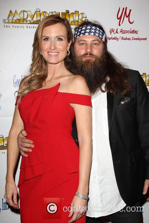 Korie Robertson and Willie Robertson 5