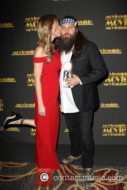 Korie Robertson and Willie Robertson 8