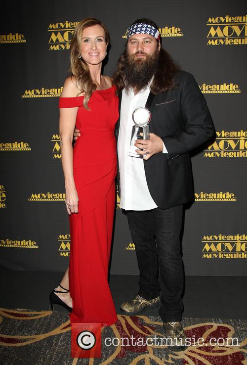 Korie Robertson and Willie Robertson 10