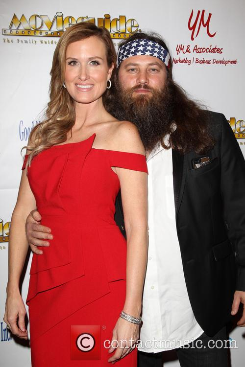 Korie Robertson and Willie Robertson 1
