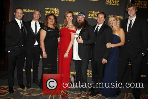 Korie Robertson, Willie Robertson and Duke Dynasty Producers 6