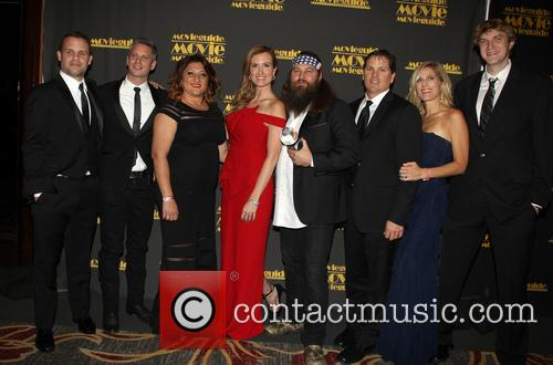 Korie Robertson, Willie Robertson and Duke Dynasty Producers 11