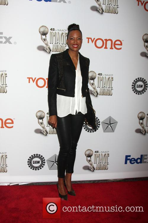 Aisha Tyler, Loews Hollywood Hotel