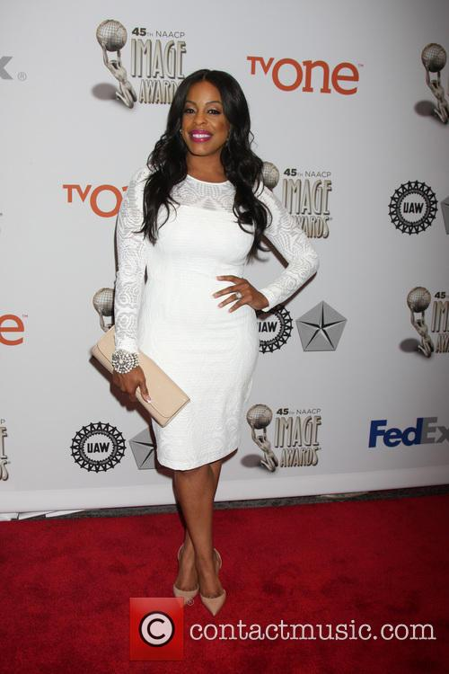 Niecy Nash, Loews Hollywood Hotel