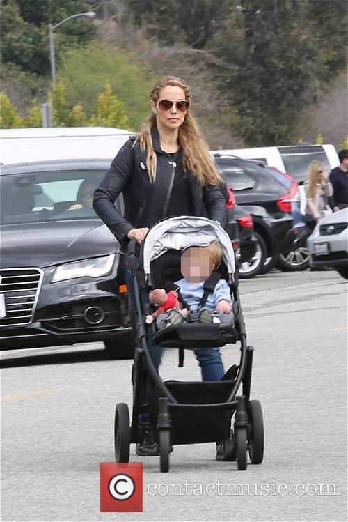 Elizabeth Berkley and Sky Cole lauren 12