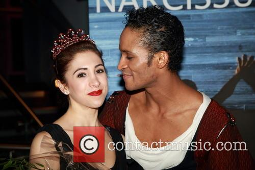 Yasmine Naghdi and Fernando Montano 1