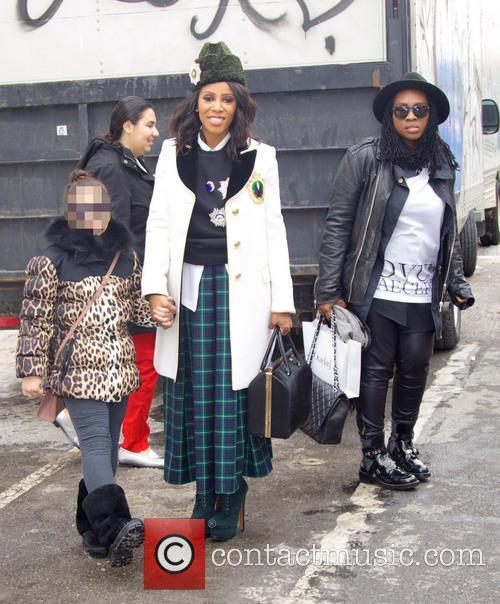 NYFW Fall/Winter '14 - Celebrity Sightings