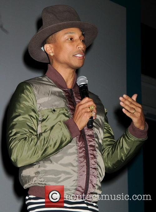 Pharrell Williams 4