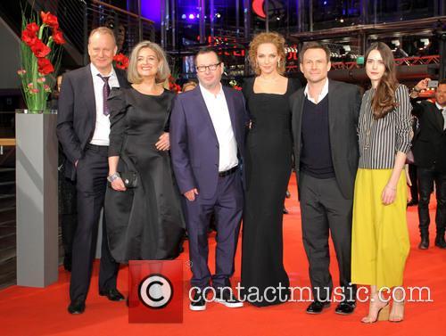 Stellan Skarsgard, Bente Fröge, Lars von Trier, Uma Thurman, Christian Slater, Stacy Martin