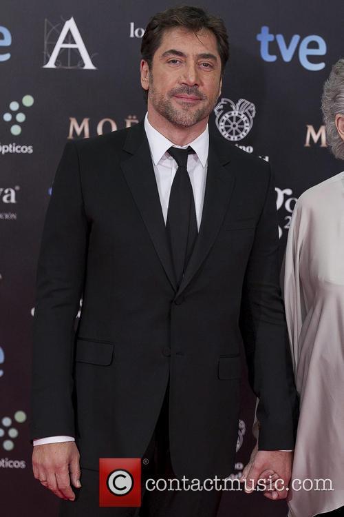 Javier Bardem doppelganger