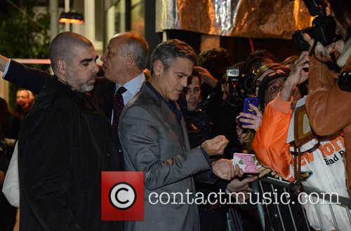 Cast of 'The Monuments Men' in Milan