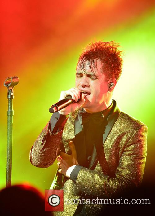 Panic! At The Disco perform live