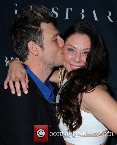 Nick Carter and Lauren Kitt 12
