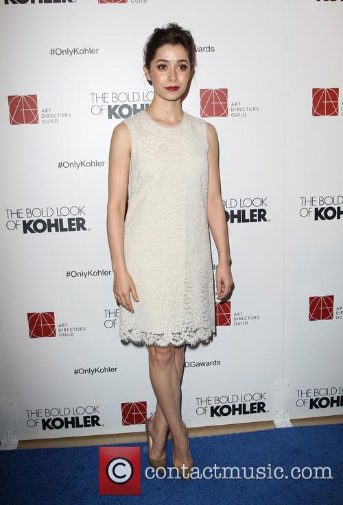 Cristin Milioti, The Beverly Hilton Hotel