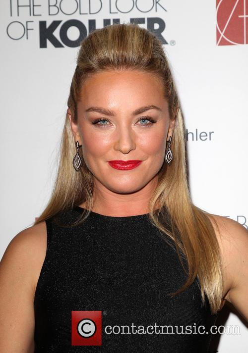Elisabeth Rohm, The Beverly Hilton Hotel