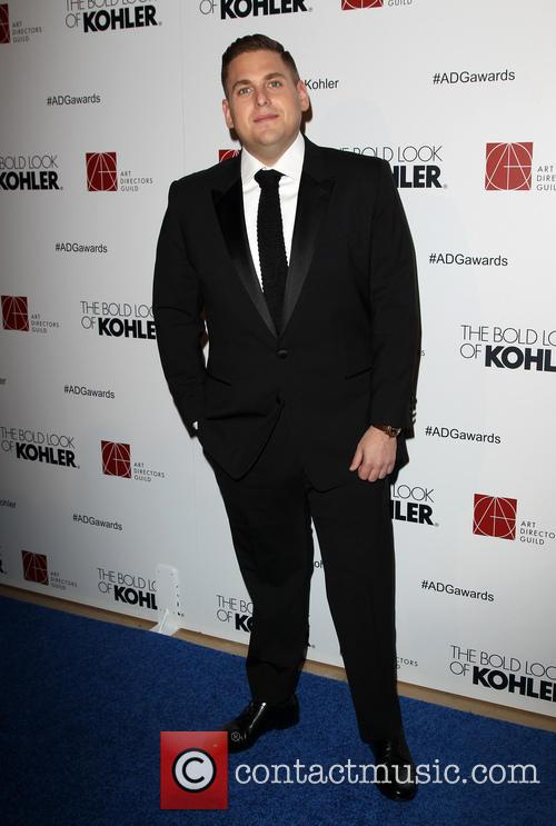 Jonah Hill, The Beverly Hilton Hotel