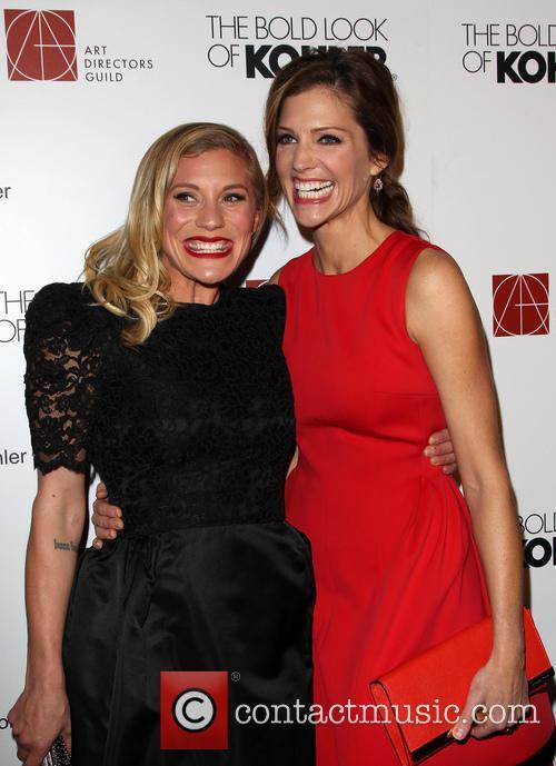 Katee Sackhoff and Tricia Helfer 7
