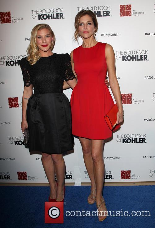 Katee Sackhoff and Tricia Helfer 6