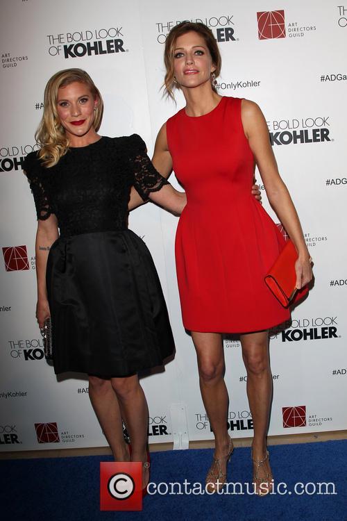 Katee Sackhoff and Tricia Helfer 9