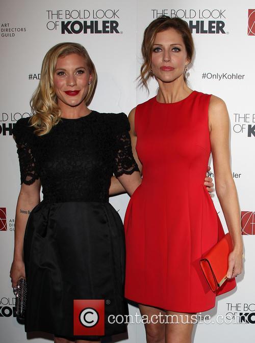 Katee Sackhoff and Tricia Helfer 10