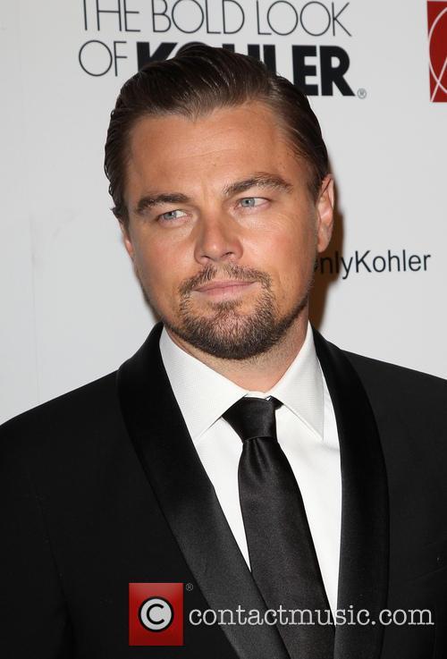 Leonardo DiCaprio, The Beverly Hilton Hotel