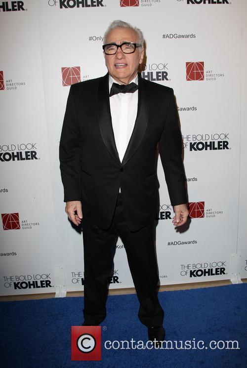 Martin Scorsese, The Beverly Hilton Hotel