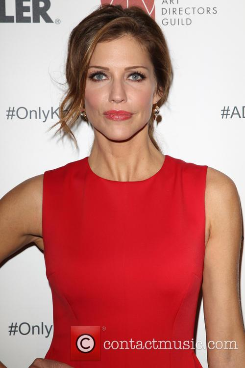 tricia helfer 18th annual art directors guild 4058606