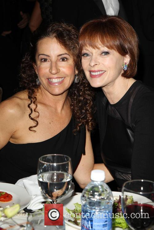 Frances Fisher and Guest 2