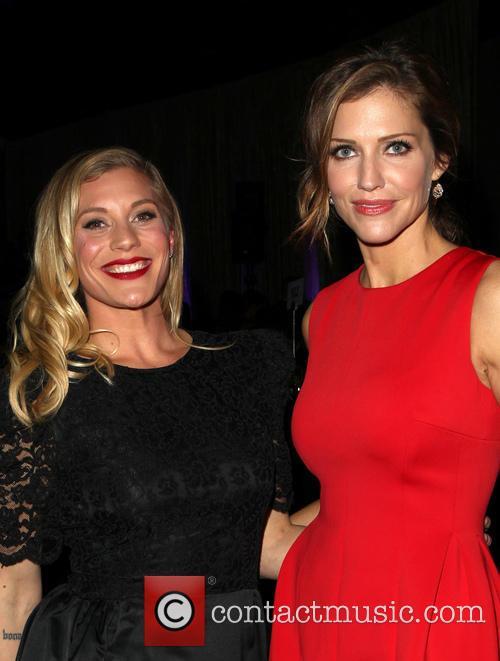 Katee Sackhoff and Tricia Helfer 5