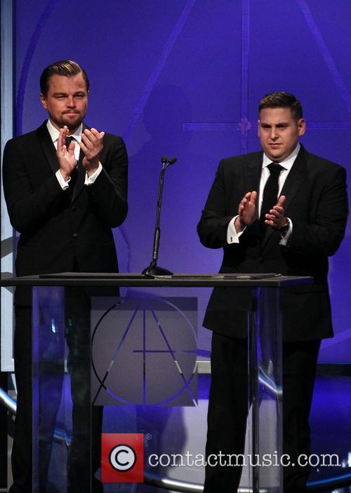 Leonardo Dicaprio and Jonah Hill 2
