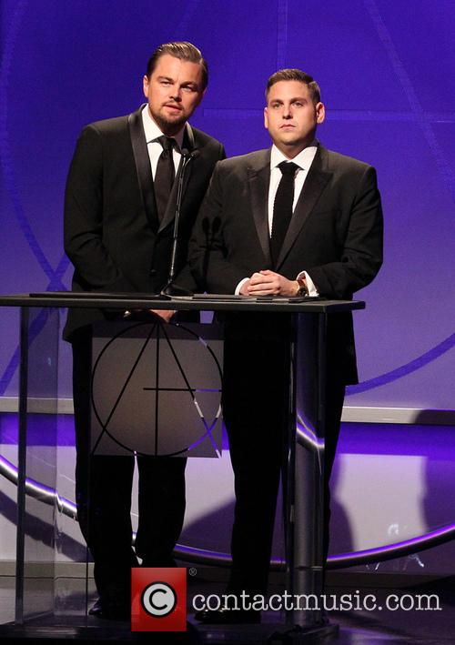 Leonardo Dicaprio and Jonah Hill 7