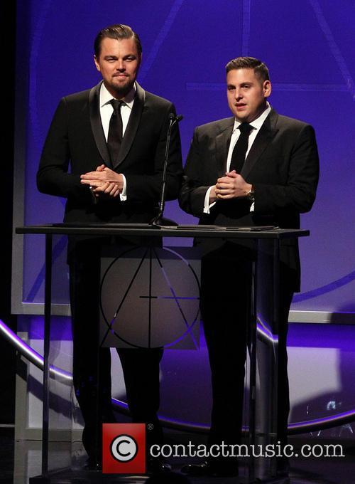 Leonardo DiCaprio and Jonah Hill 8