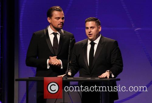 Leonardo DiCaprio and Jonah Hill 13