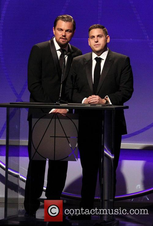 Leonardo DiCaprio and Jonah Hill 17