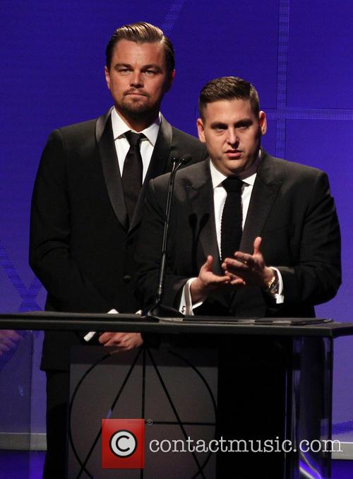 Leonardo DiCaprio and Jonah Hill 19