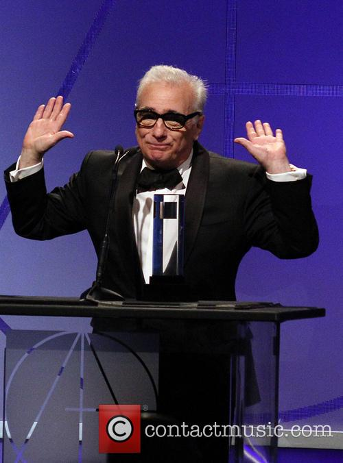 Martin Scorsese, The Beverly Hilton Hotel