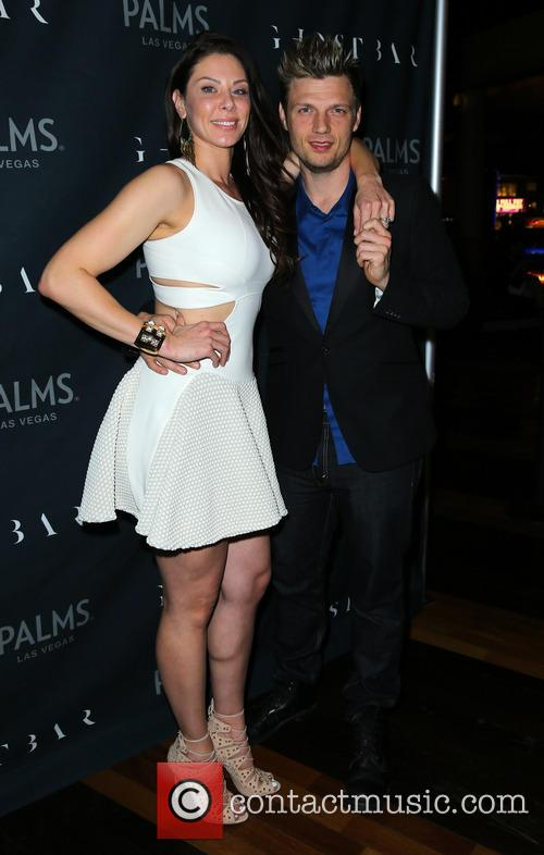 Lauren Kitt and Nick Carter 1