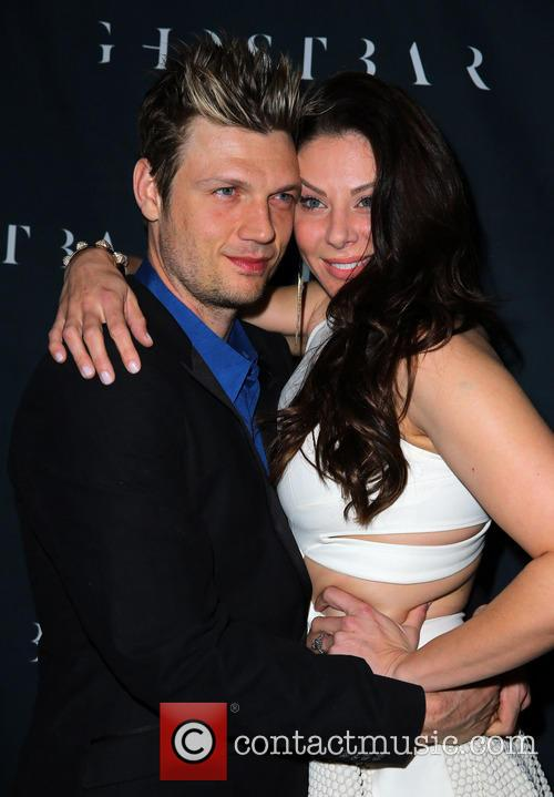 Nick Carter and Lauren Kitt 7